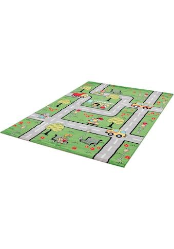 Kinderteppich, »Bambino 2114«, Sanat, rechteckig, Höhe 12 mm, maschinell gewebt kaufen