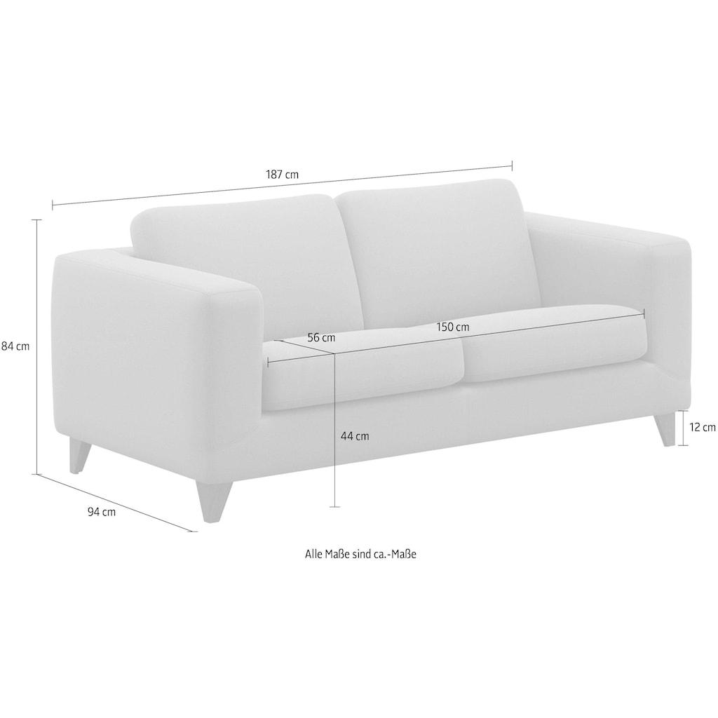 machalke® 2,5-Sitzer »manolito«