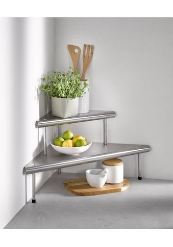 Küchenregal Massivo optimale Lösung für ungenutze Ecken kaufen