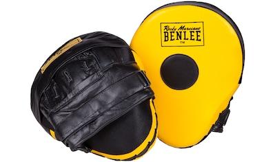 Benlee Rocky Marciano Pratzen im robusten Design kaufen