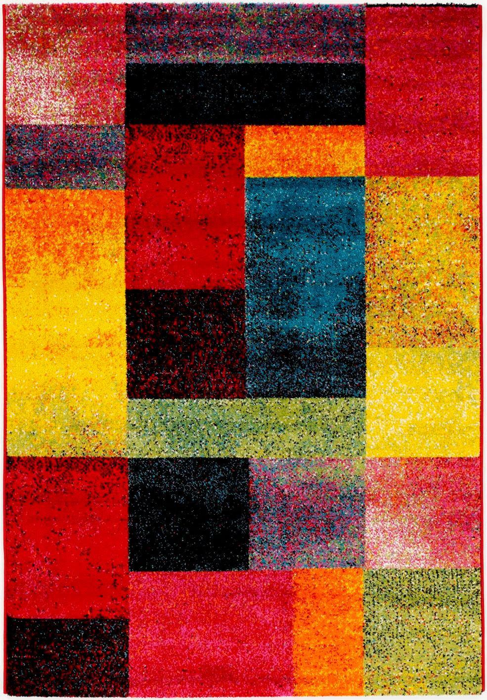 Teppich Happiness Shimmer OCI DIE TEPPICHMARKE rechteckig Höhe 20 mm maschinell gewebt