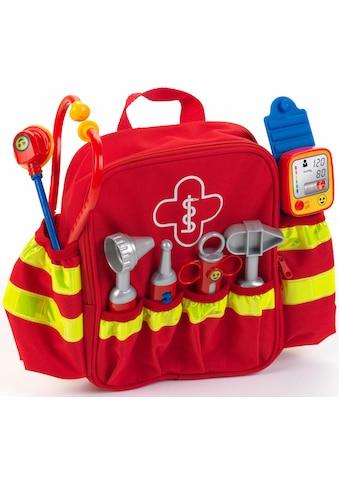 """Klein Spielzeug - Arztkoffer """"Rescue Backpack"""" kaufen"""