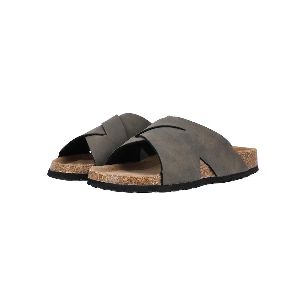 CRUZ Sandale »KALEI«, mit Kork -und Naturkautschuksohle