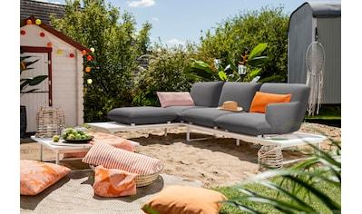 W.SCHILLIG Sofaelement »lagoona«, Outdoor Sitzelement mit Armlehne kaufen
