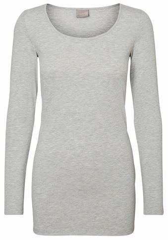 Vero Moda Langarmshirt »VMMAXI« kaufen