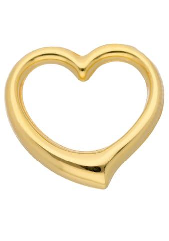 Adelia´s Kettenanhänger »333 Gold Anhänger Swingheart«, Goldschmuck für Damen kaufen