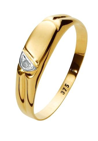Lady Ring aus 375er Gelbgold kaufen