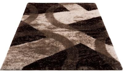 Guido Maria Kretschmer Home&Living Hochflor-Teppich »Paola«, rechteckig, 43 mm Höhe,... kaufen