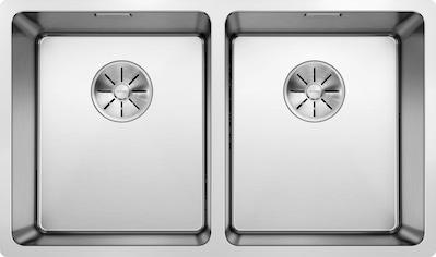 BLANCO Küchenspüle »ANDANO 340/340 - IF«, benötigte Unterschrankbreite: 80 cm kaufen