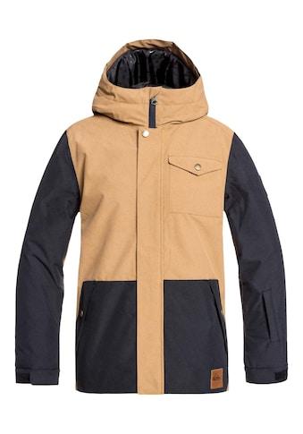 Quiksilver Snowboardjacke »Ridge« kaufen