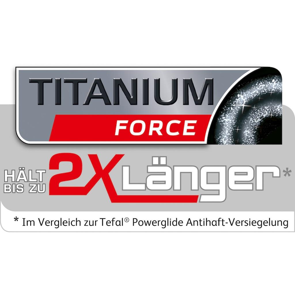Tefal Bratpfanne »SO INTENSIVE«, Aluminium, (1 tlg.), aus extrahartem Leichtmetall