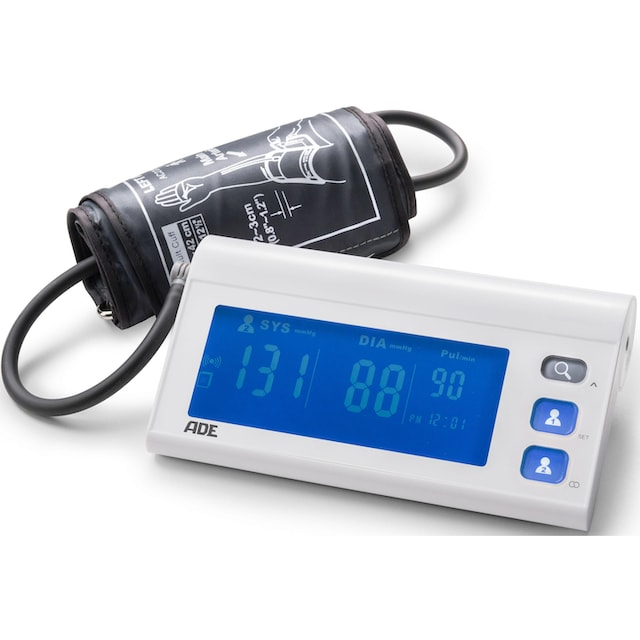 ADE Oberarm-Blutdruckmessgerät BPM 1601 FITvigo