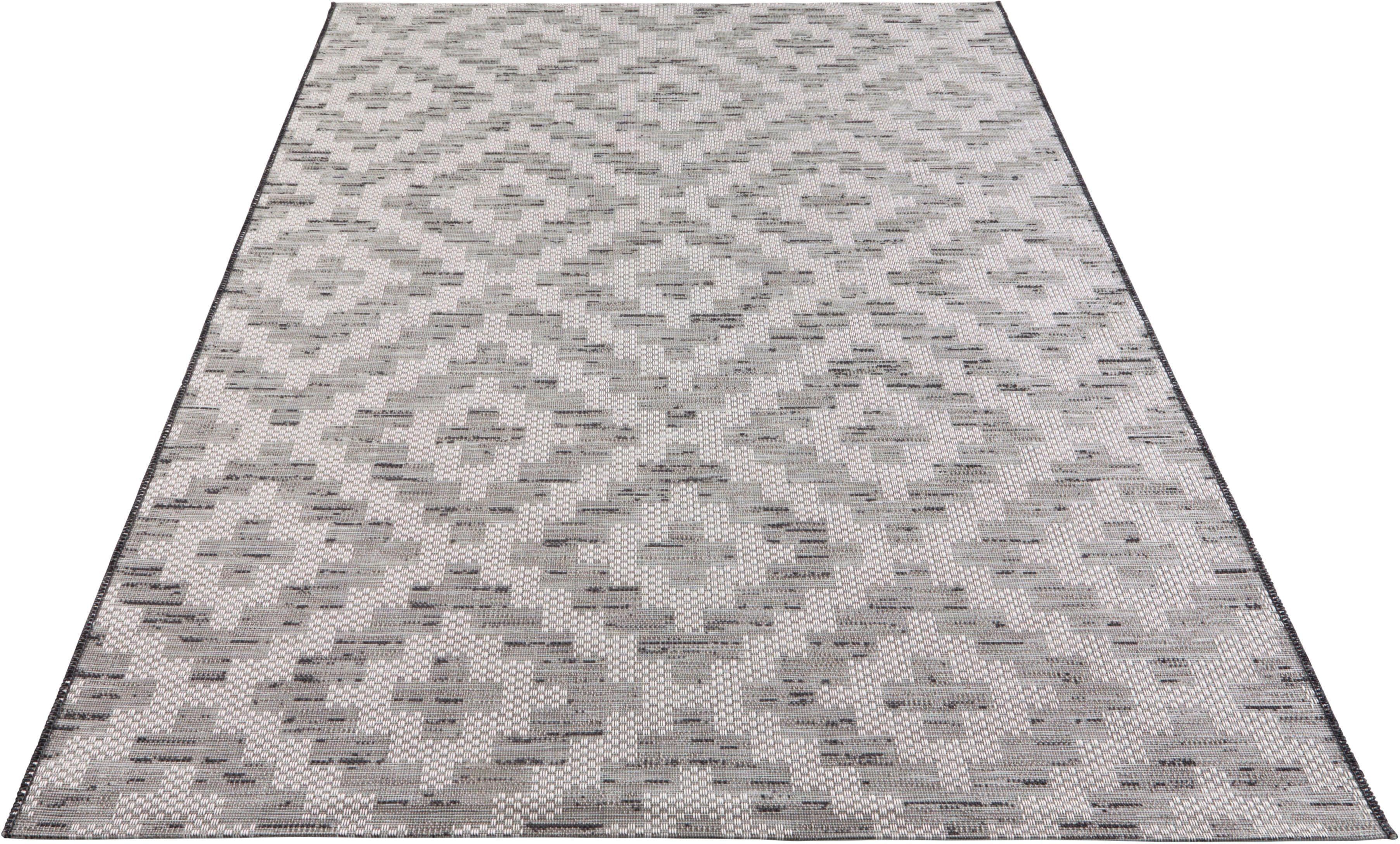 Teppich Creil ELLE Decor rechteckig Höhe 3 mm maschinell gewebt