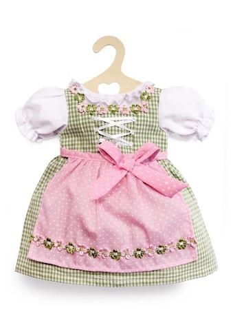"Heless Puppenkleidung ""Dirndl grün - rosa"" kaufen"