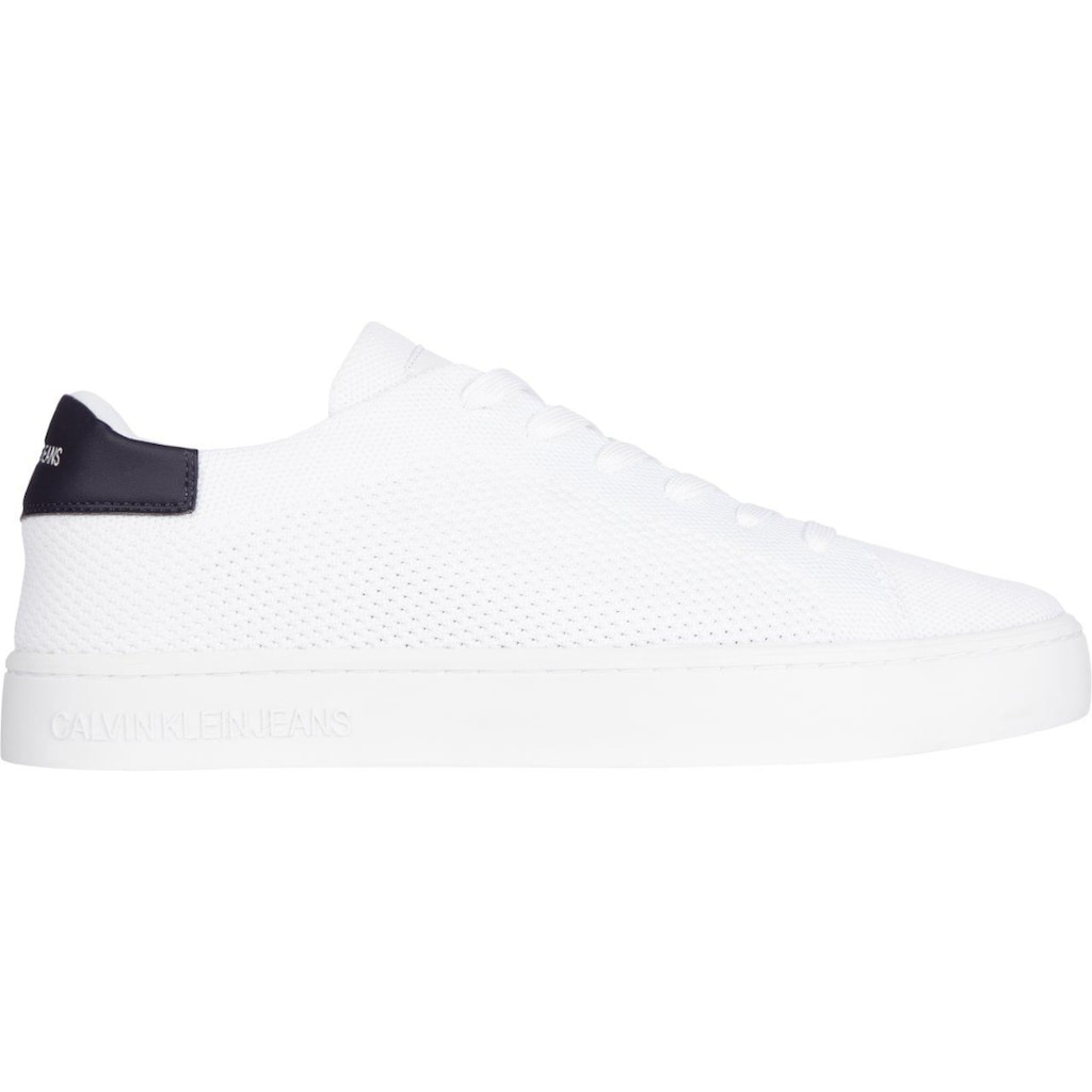 Calvin Klein Sneaker, mit Logodruck an der Ferse