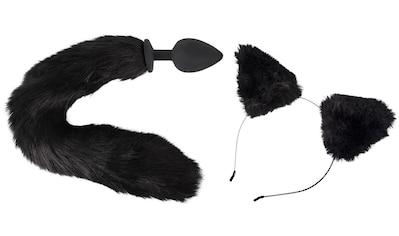 Bad Kitty Analplug »BK Analplug mit Katzenschwanz« kaufen