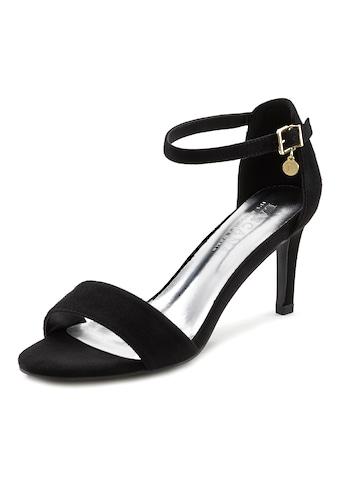 LASCANA Sandalette, im modischem Design und kleiner Schnallenverzierung kaufen