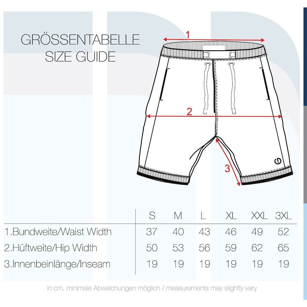 Solid Sweatshorts »BenjaminShorts«, kurze Hose mit Kontrastkordeln