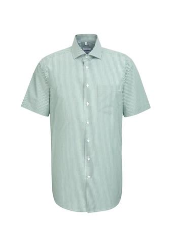seidensticker Businesshemd »Regular«, Regular Kurzarm Kentkragen Streifen kaufen