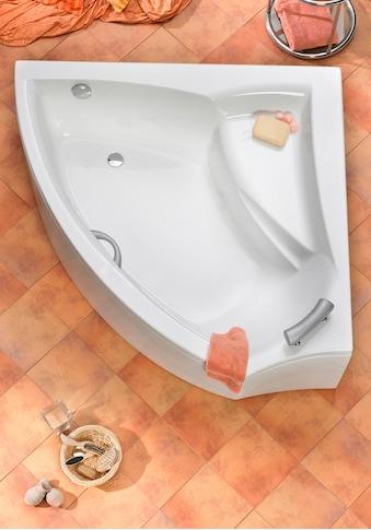 OTTOFOND Eckwanne »Aura«, mit Fußgestell kaufen