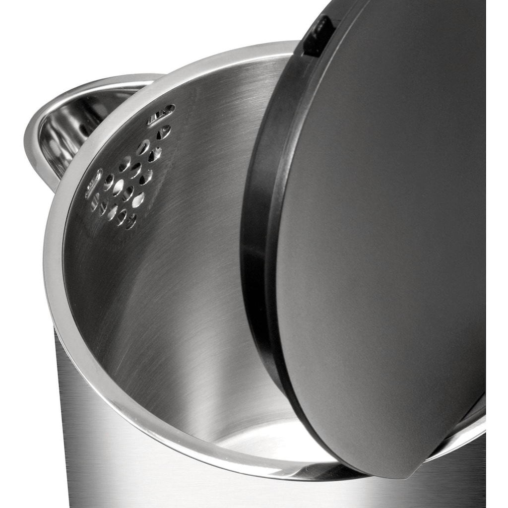 Unold Wasserkocher »Blitzkocher Design Edelstahl 18526«, 1,4 l, 2200 W