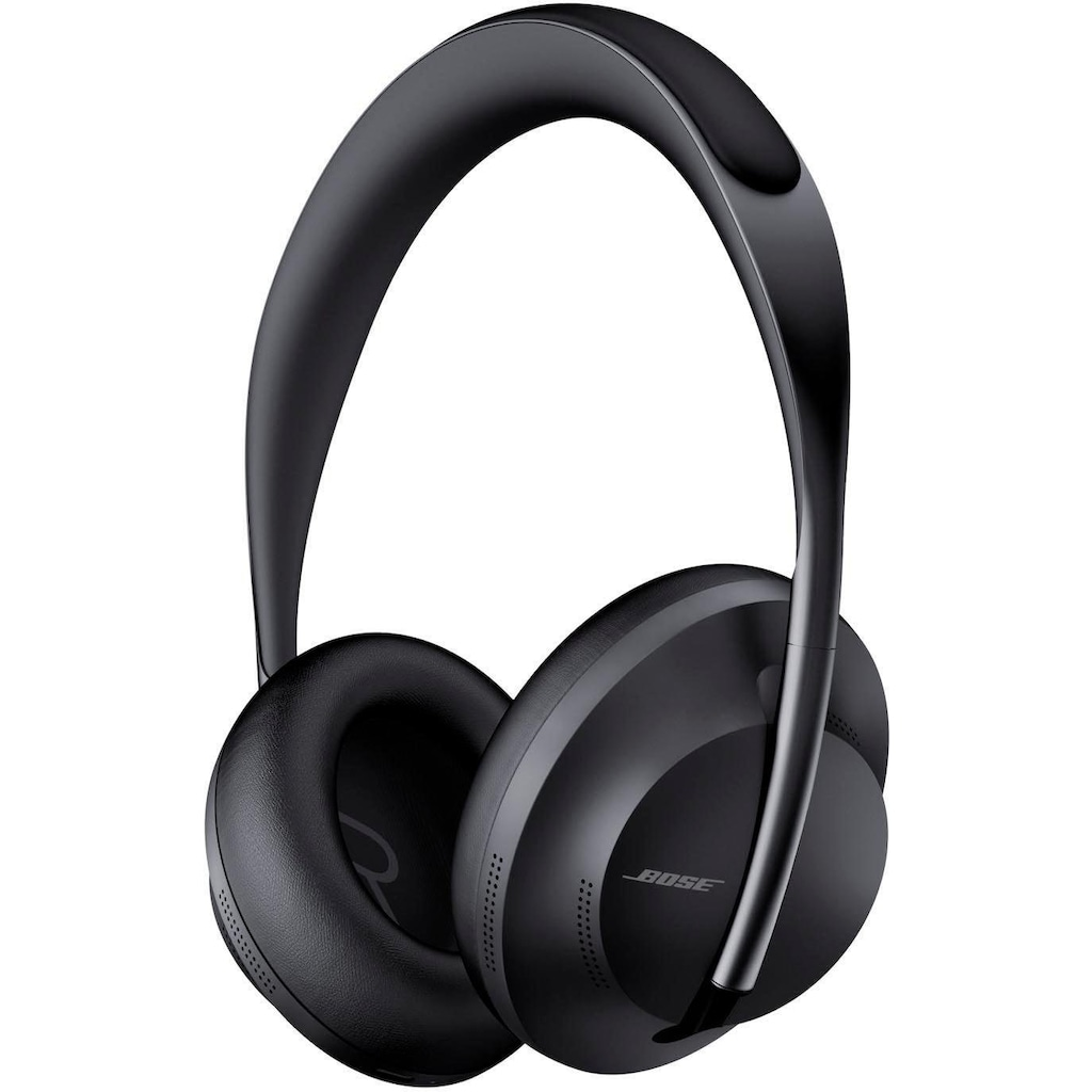 Bose Over-Ear-Kopfhörer »Noise Cancelling Headphones 700«, Bluetooth, Active Noise Cancelling (ANC)-Sprachsteuerung-kompatibel mit Siri, Google Now