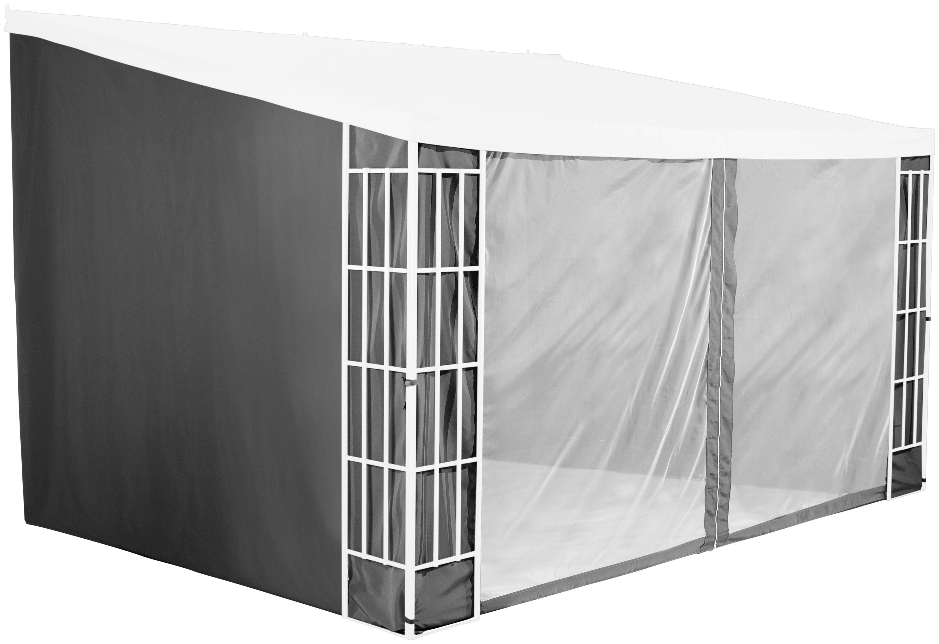 wholesale dealer cf40a e845d KONIFERA Seitenteile für Pavillon 3x4 m bestellen | BAUR