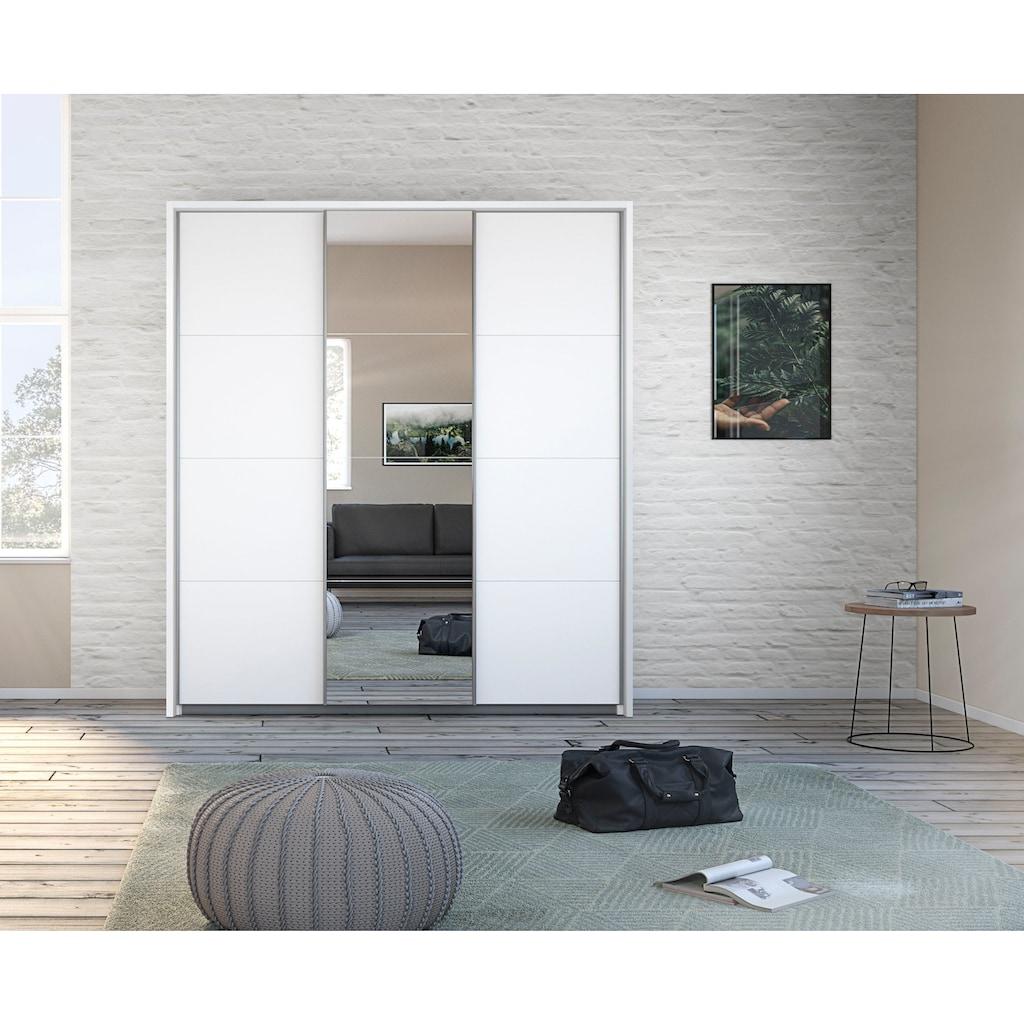 rauch ORANGE Schwebetürenschrank »Toma«, mit umfangreicher Innenausstattung und Passepartout
