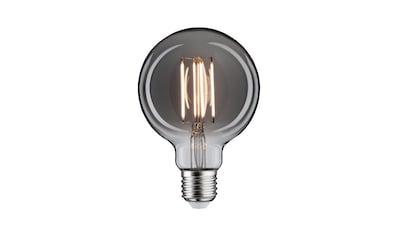 Paulmann LED-Leuchtmittel »Vintage Speziallampen 8 Watt E27 Rauchglas Goldlicht dimmbar«, 1 St. kaufen