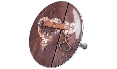 Sanilo Badewannenstöpsel »Türschloss«, Ø 7,2 cm kaufen