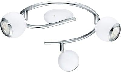 EGLO LED Deckenspots »BIMEDA«, LED-Board-GU10, Warmweiß, LED Deckenleuchte, LED... kaufen