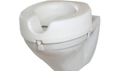 WENKO Bidet - Einsatz WC Sitz - Erhöhung Secura, 12 cm kaufen