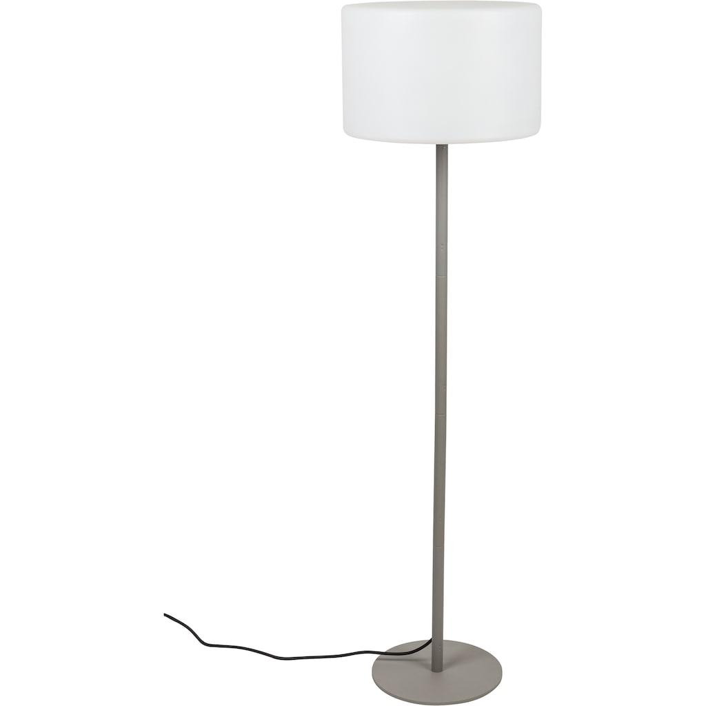 HEITRONIC Außen-Stehlampe »Sunday«, E27, 1 St., Anschlussfertig mit 2 m Anschlussleitung mit Stecker