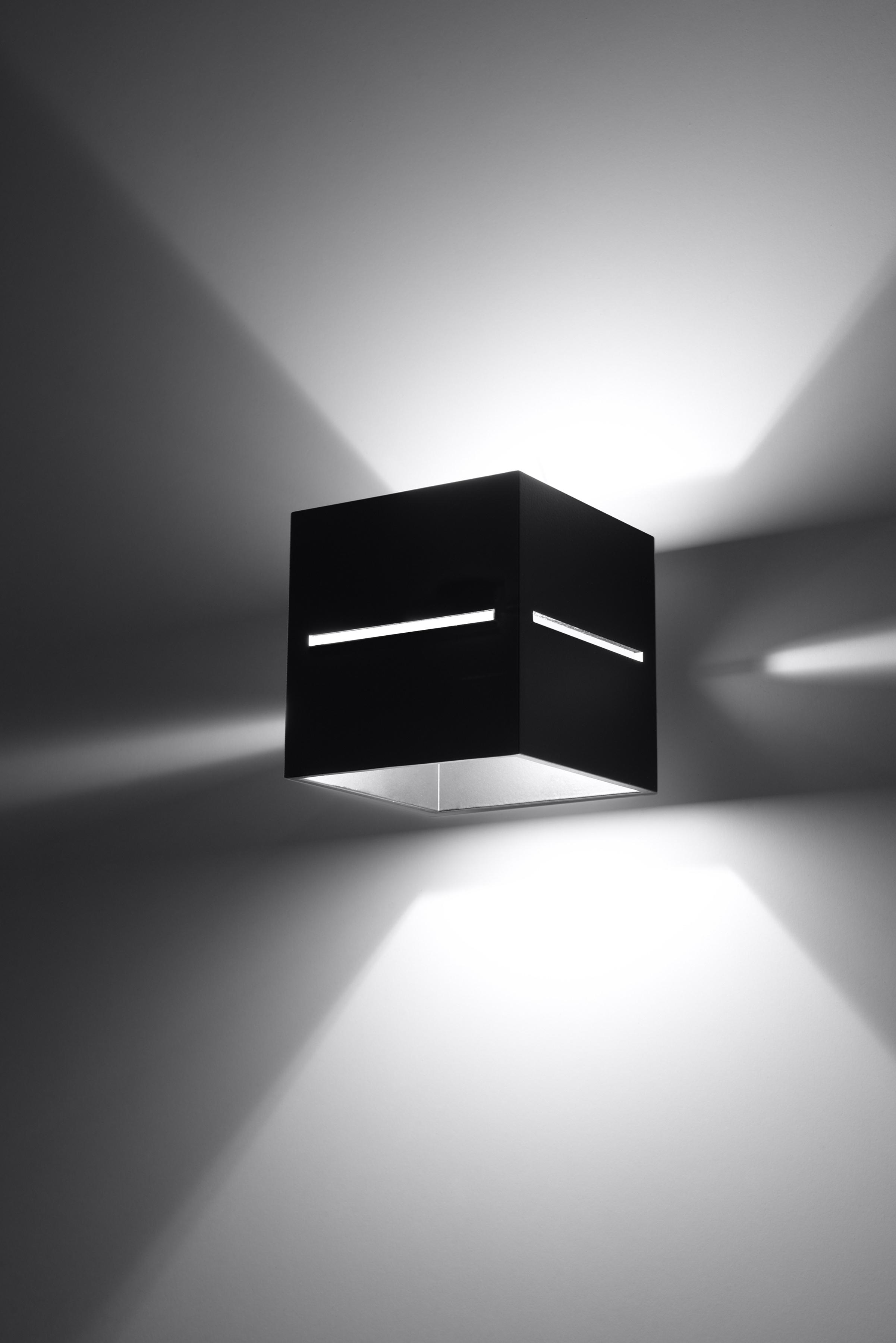 SOLLUX lighting Wandleuchte LOBO, G9, 1 St.