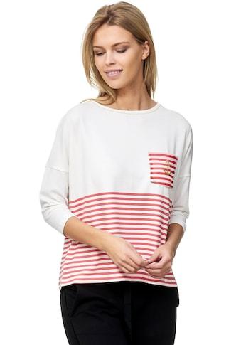 Decay Langarmshirt »Anker«, mit maritimem Print kaufen