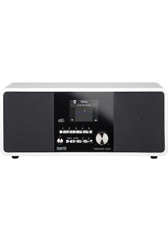 IMPERIAL Digitalradio für DAB+ & Internetradio (WLAN, UPnP, Spotify) kaufen