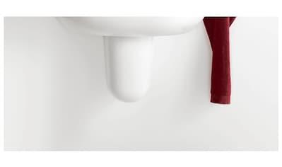VILLEROY & BOCH Waschbecken »O.Novo Halbsäule«, zum Verdecken des Sifons am Waschbecken kaufen