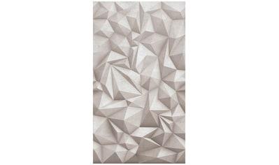 Bodenmeister Fototapete »3d Effekt Beton grau« kaufen
