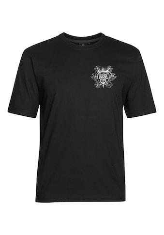 AHORN SPORTSWEAR T-Shirt mit schickem Printmotiv kaufen