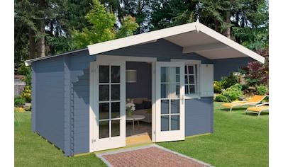 OUTDOOR LIFE PRODUCTS Gartenhaus »Orlando 28«, BxT: 400x440 cm, inkl. Fußboden kaufen