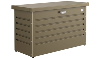 Biohort Aufbewahrungsbox »Freizeitbox 100«, B/T/H: 101/46/61 cm, bronzefarben metallic kaufen