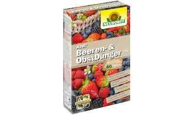 NEUDORFF Obst -  und Gemüsedünger »Azet Beeren & Obst«, 1 kg kaufen