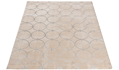 Teppich, »Lara 701«, Sehrazat, rechteckig, Höhe 10 mm, maschinell gewebt kaufen