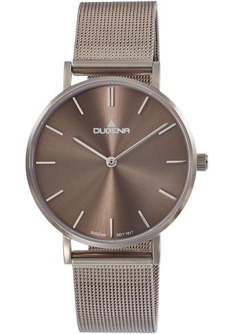 Dugena Quarzuhr »Linée  -  Modern Classic, 4461009« kaufen