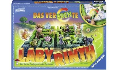 Ravensburger Spiel »Das verdrehte Labyrinth«, Made in Europe, FSC® - schützt Wald - weltweit kaufen