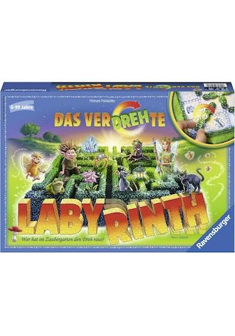 Ravensburger Spiel »Das verdrehte Labyrinth«, Made in Europe, FSC® - schützt Wald -... kaufen