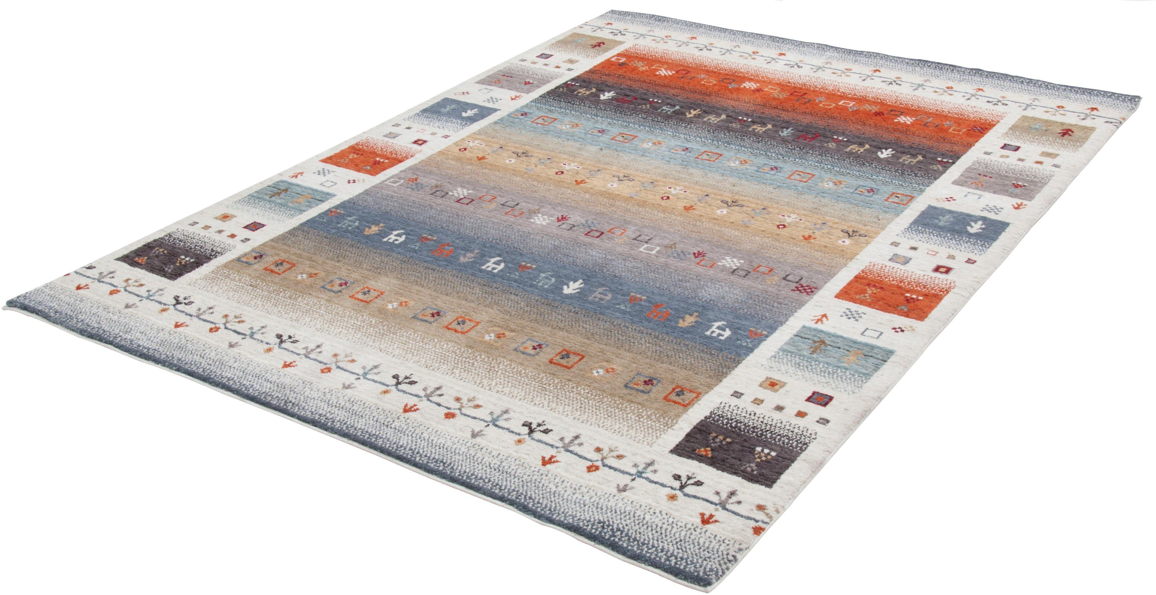 Teppich Francecso 24722 Gino Falcone rechteckig Höhe 14 mm maschinell gewebt