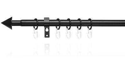 LICHTBLICK ORIGINAL Gardinenstange »Gardinenstange Kegel, 20 mm, ausziehbar, 1 läufig... kaufen