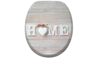 Sanilo WC-Sitz »Home«, mit Absenkautomatik kaufen