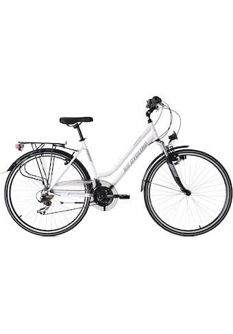 KS Cycling Trekkingrad »Montreal«, 21 Gang, Shimano, Tourney Schaltwerk, Kettenschaltung kaufen